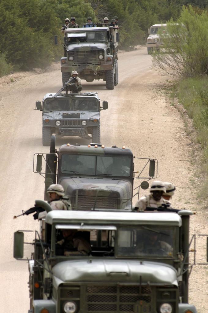 convoy_training